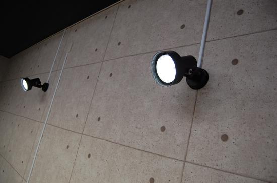 壁面LED